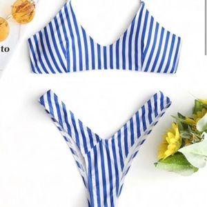 NWOT Zaful Bikini - Cheeky